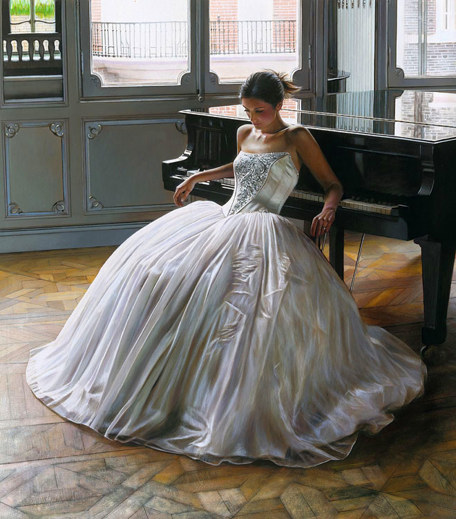 Picture-2 ( 26 Realistic and Glamorous Oil Paintings by Famous Artist Rob Hefferan )
